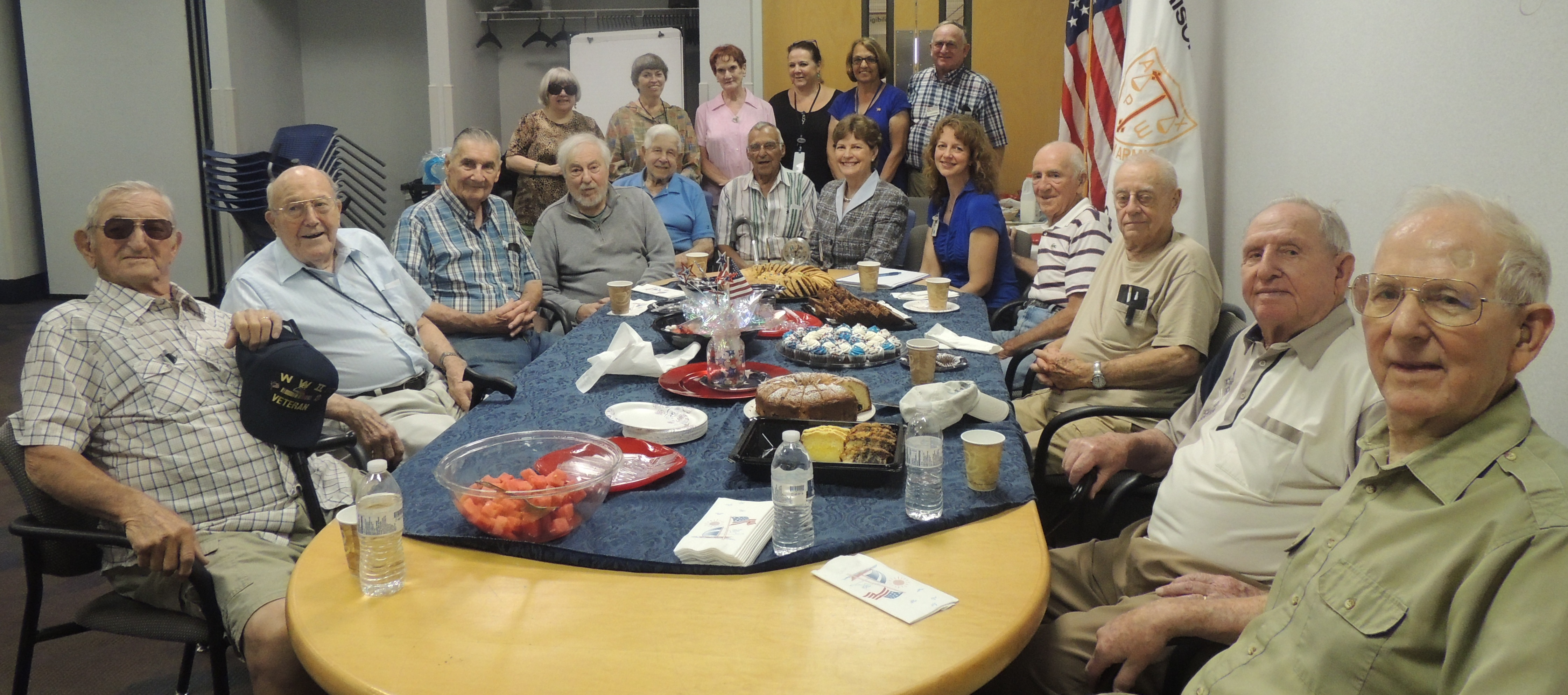 NEW HAMPSHIRE CHAPTER OF AMERICAN EX-PRISONERS OF WAR HONORS ...