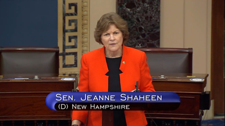 8.4.20 Senator Shaheen speaks on Senate floor