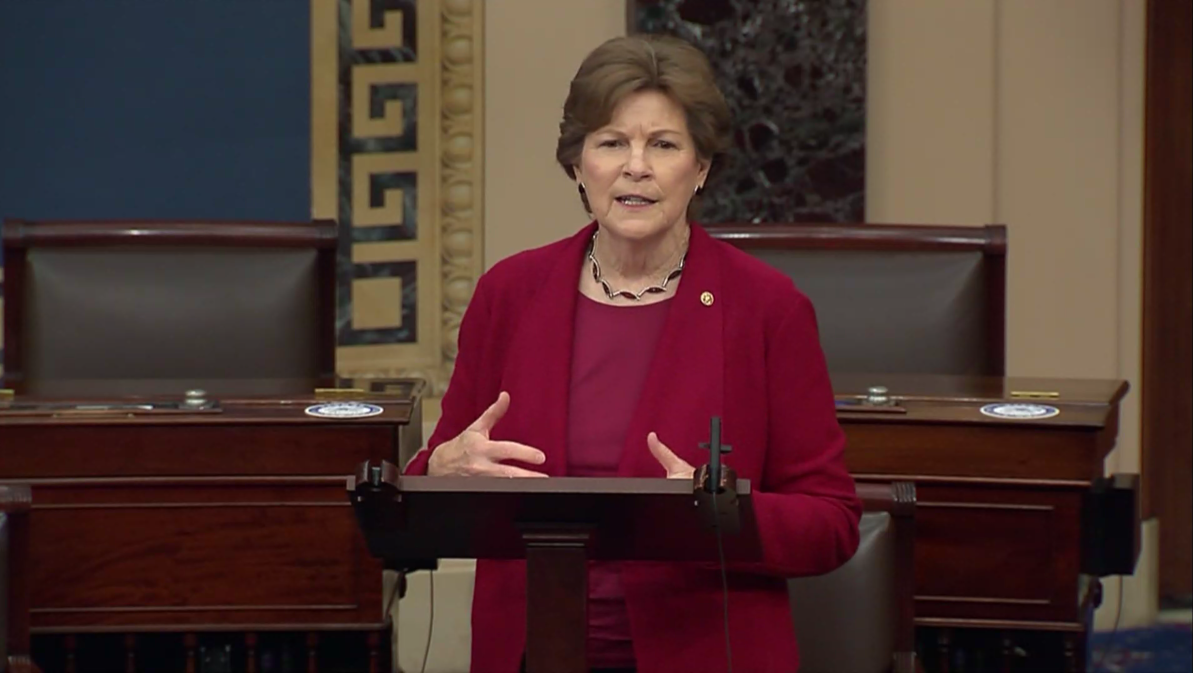 Shaheen speaks on Senate floor on PPP and EIDL oversight