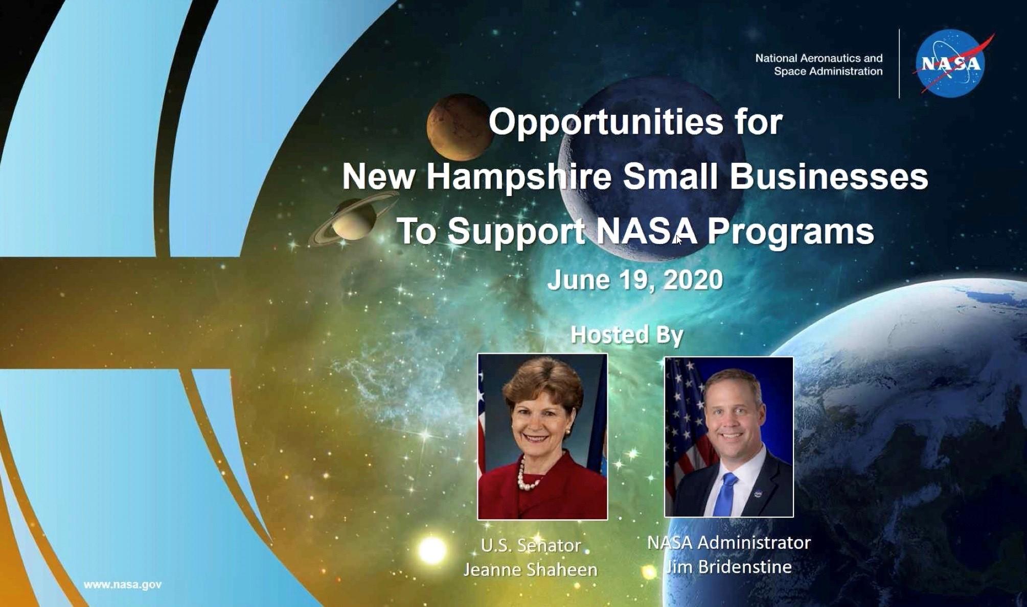 NASA event