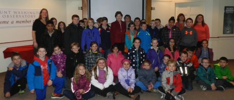 Shaheen highlighted New Hampshire jobs supported by tourism while visiting the Mt. Washington Observatory Weather Discovery Center. Tourism is one of New Hampshire's largest industries, supporting more than 60,000 full and part-time jobs.  Read more here: http://1.usa.gov/1DivTtE
